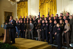 oak creek officers honored at white house