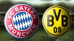 Bayern Munich head to head statistics against Borussia Dortmund